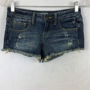 Mossimo Supply Co. Shorts - Distressed Booty Shorts